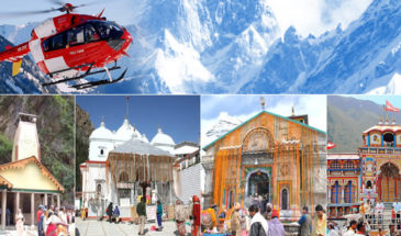 Char Dham Yatra Package 11 Nights 12 Days 1