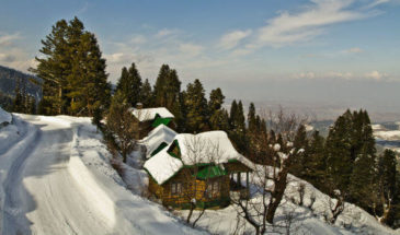 Jammu & Kashmir 3 Nights 4 Days package 5