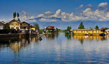 Jammu & Kashmir 5 Nights 6 Days package 2