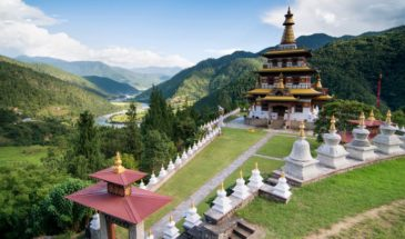 Bhutan Tour Package 8 Nights 9 days 15