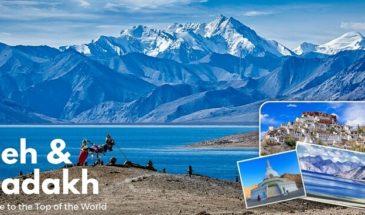 Leh Ladakh Tour Package 4 Nights 5 Days 6